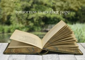 tomorrow is another page