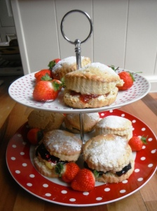Strawberry scones 002