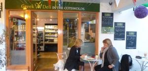New Greek Deli/cafe in Moreton-in-Marsh