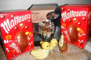 Easter Eggs 001