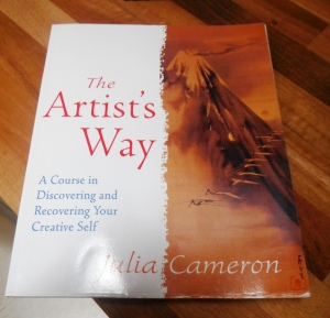 The Artist's Way by Julia Cameron - it could be yours!
