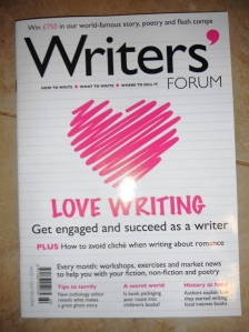 Writers Forum Feb 2015