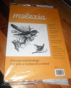 Mslexia 001