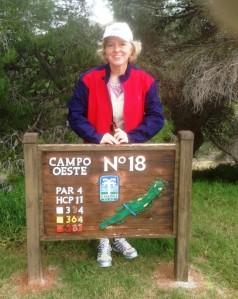 Golf: 'A good walk spoiled' (Mark Twain)