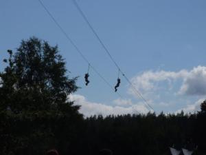 zip-wire