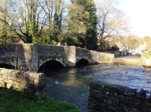 Sheepwash Bridge, The Peak District